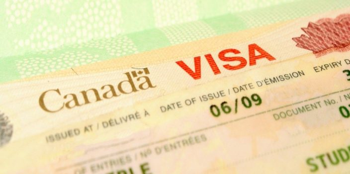 Canadian visa exemptions