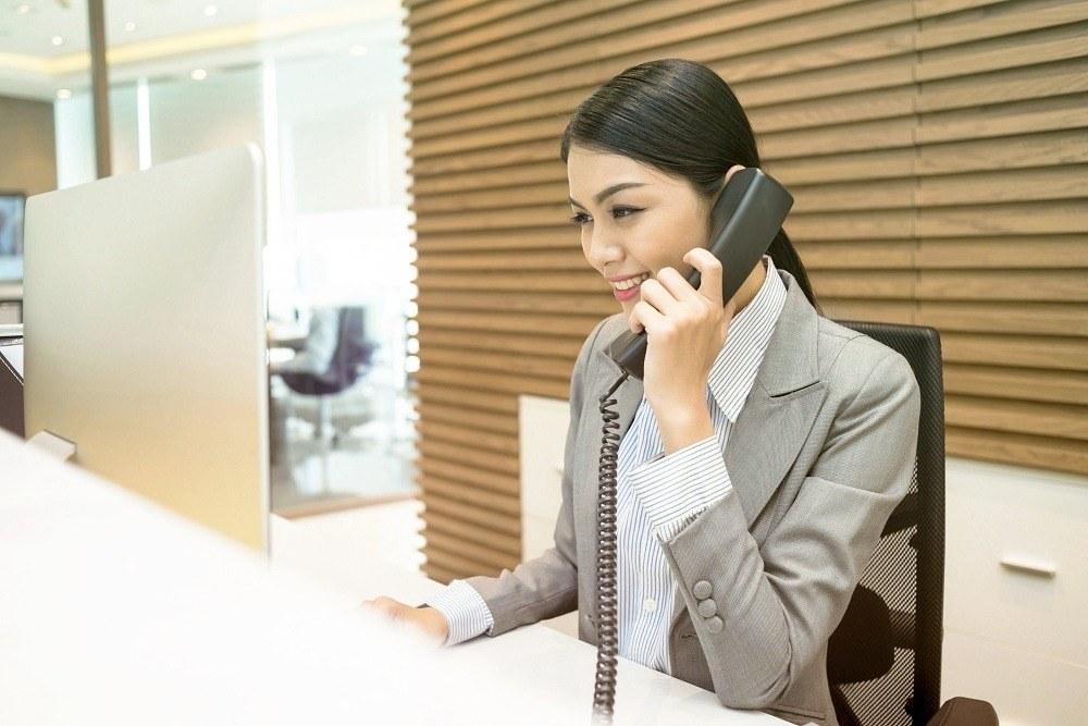 Hotel front desk agent - practicum job description