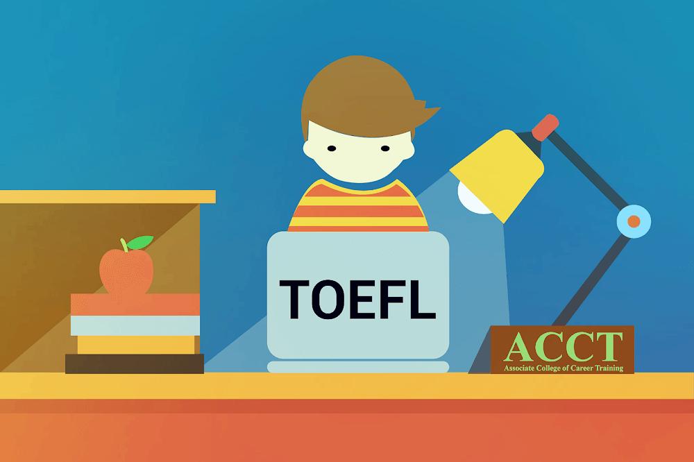 TOEFL Test Preparation Courses at VEC