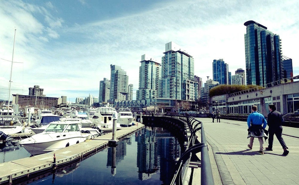 Vancouver climate and weather