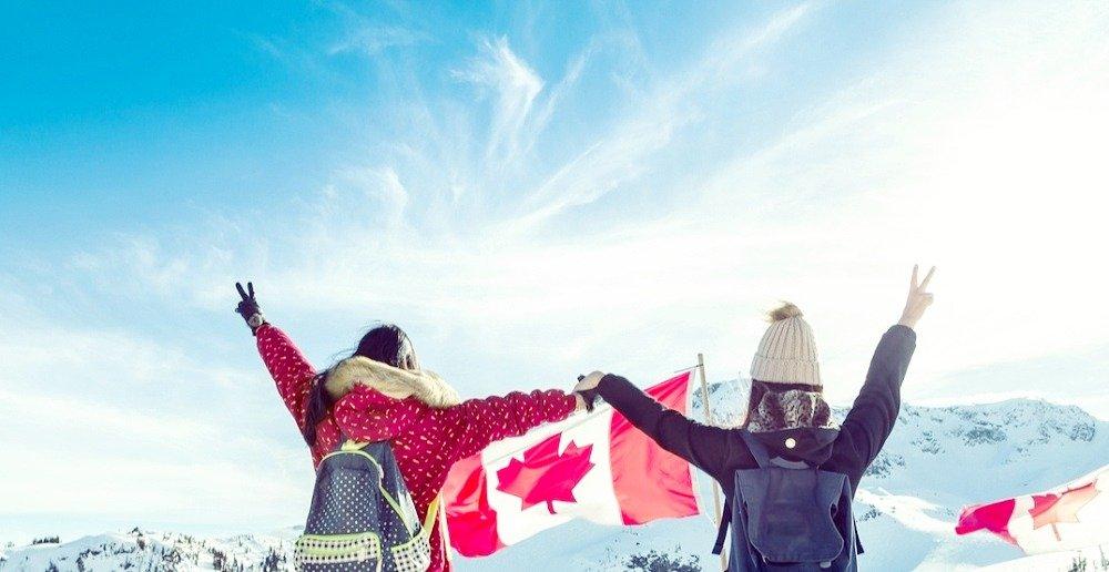 Viviendo en Canada